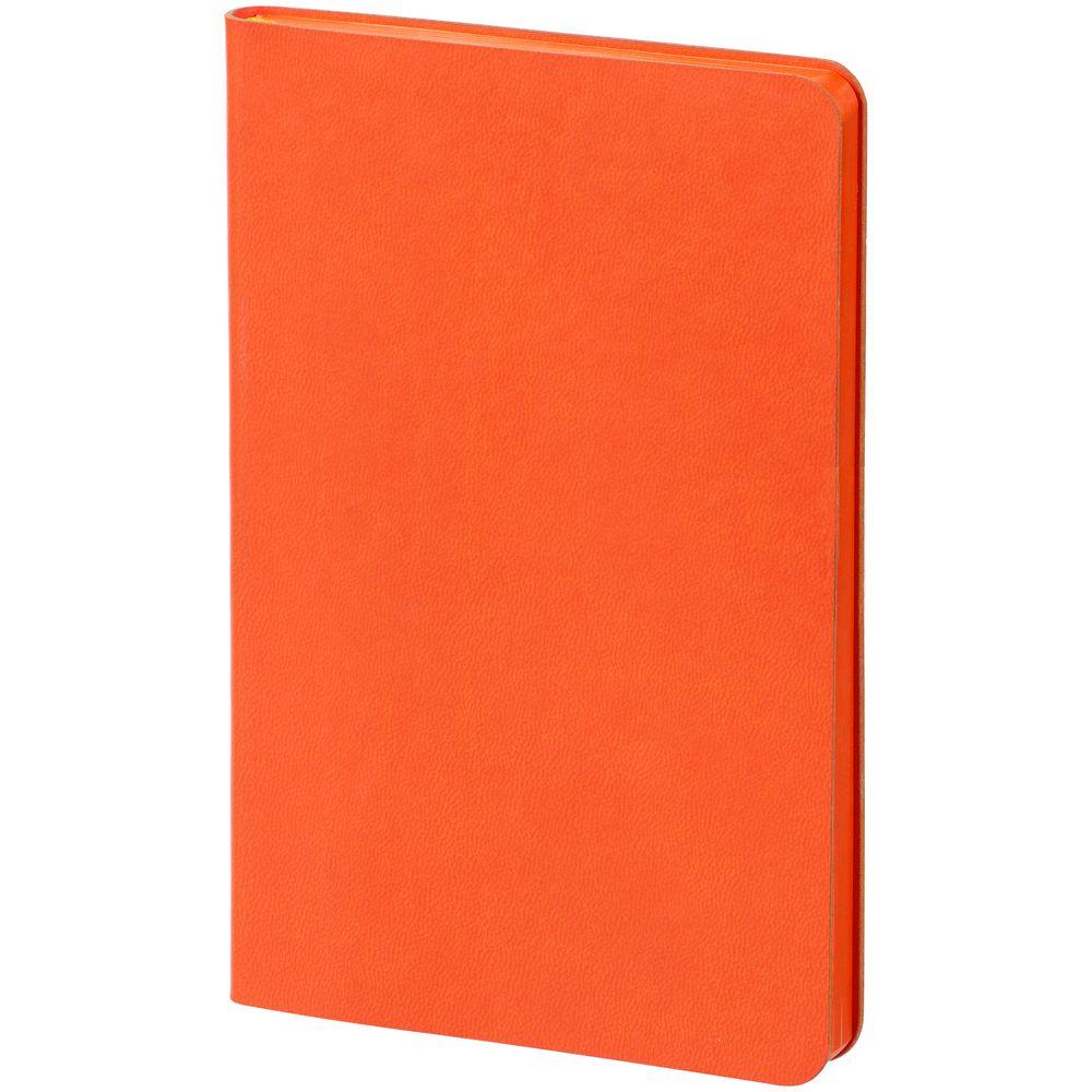 Ежедневник Neat, недатированный, оранжевый