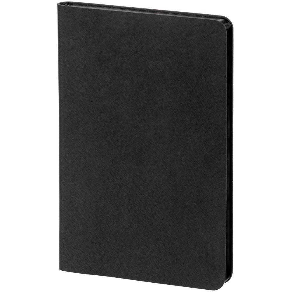 Ежедневник Neat, недатированный, черный