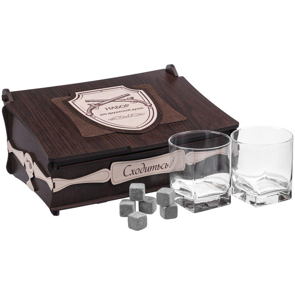 Набор для виски «Дружеская дуэль»