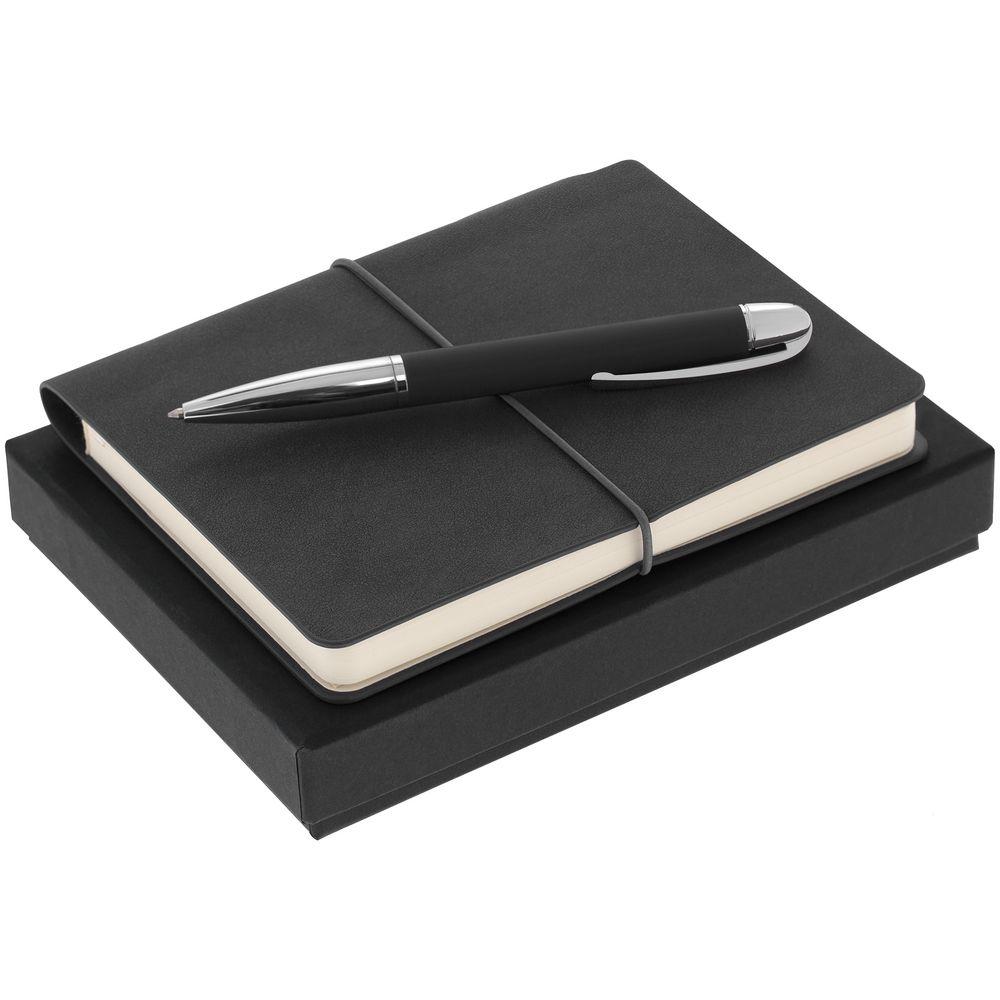 Набор Business Diary Mini, черный