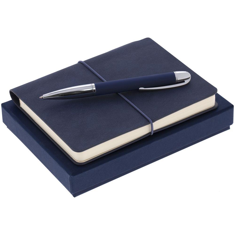 Набор Business Diary Mini, синий
