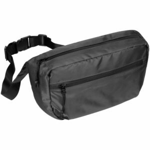 Поясная сумка Wanderer, темно-серая