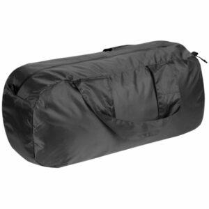 Складная дорожная сумка Wanderer, темно-серая