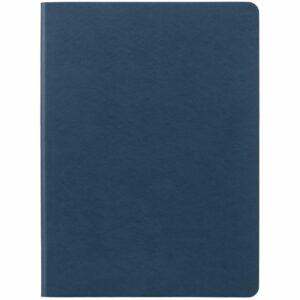 Блокнот Verso в клетку, синий