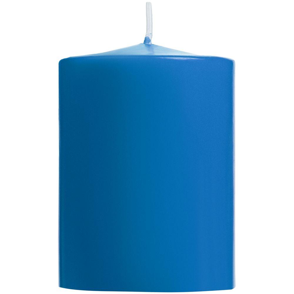 Свеча Lagom Care, синяя
