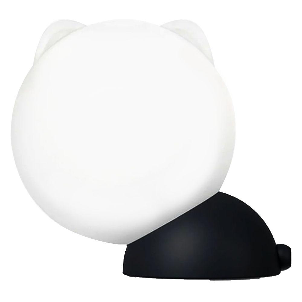 Беспроводной силиконовый ночник Night Light, черный