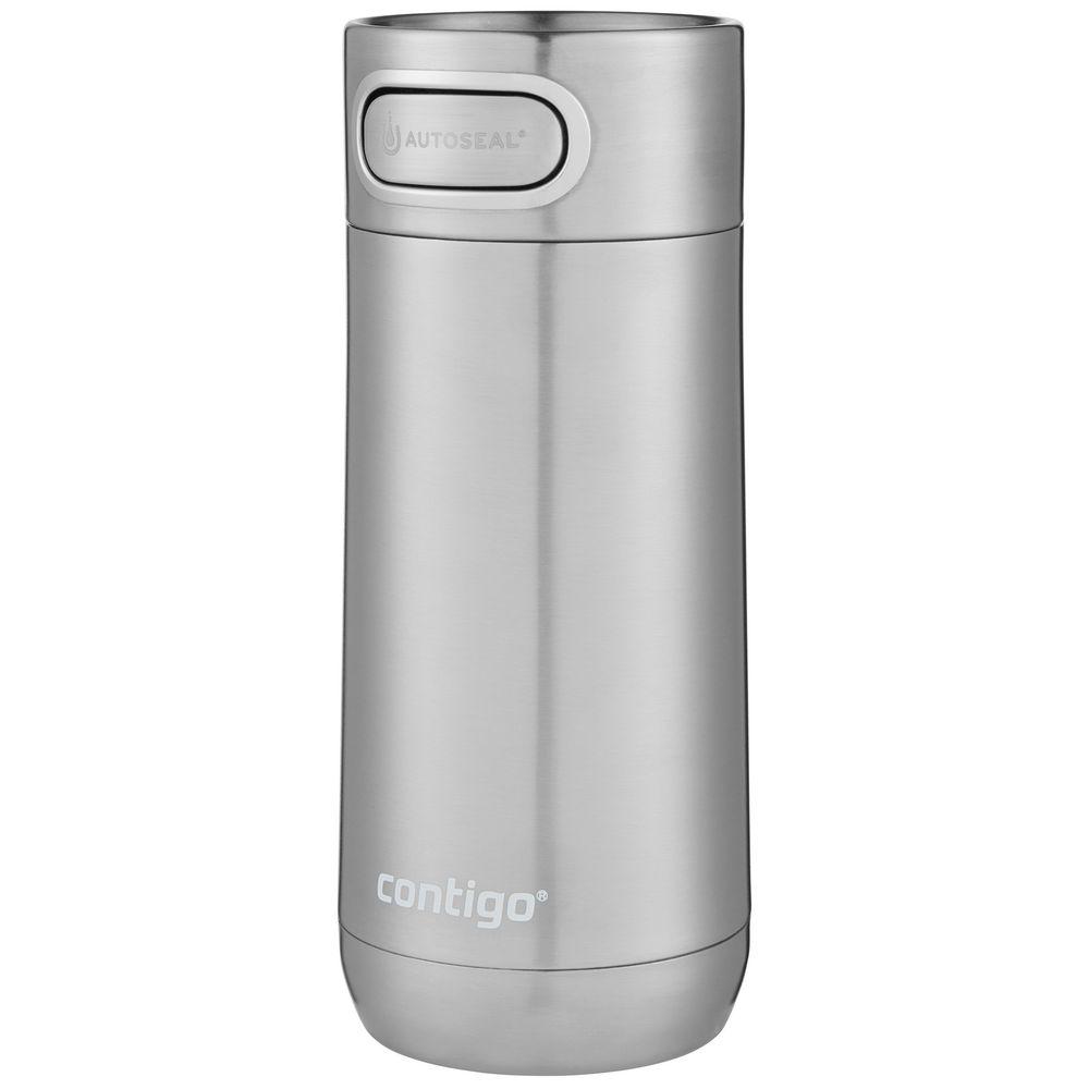 Термостакан Luxe, вакуумный, герметичный, стальной