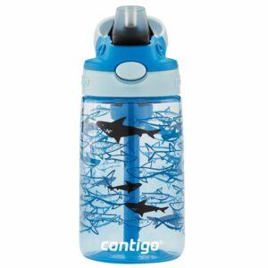 Бутылка для воды детская Gizmo Flip Sharks