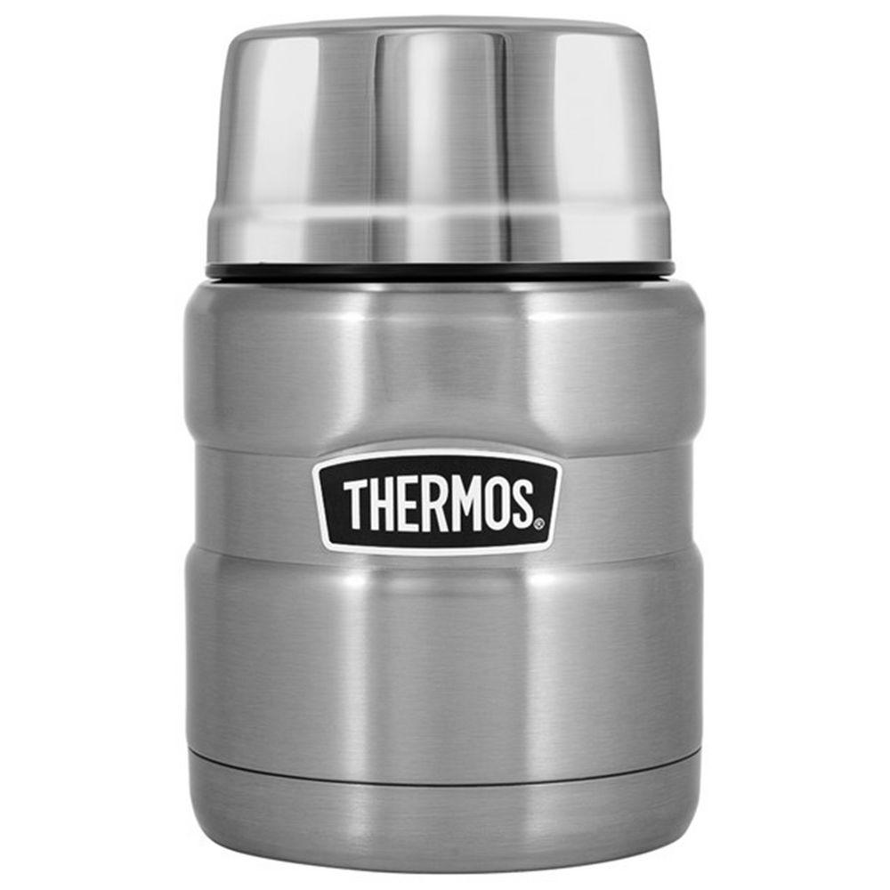 Термос для еды Thermos SK3000, серебристый