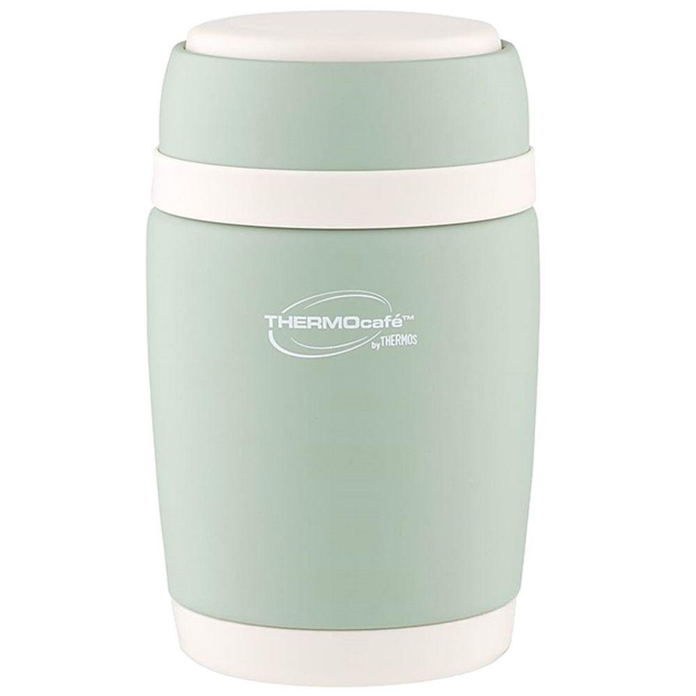 Термос для еды Thermocafe DETC400, светло-зеленый