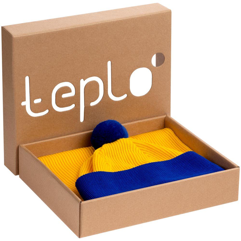 Набор Snappy, желтый с синим
