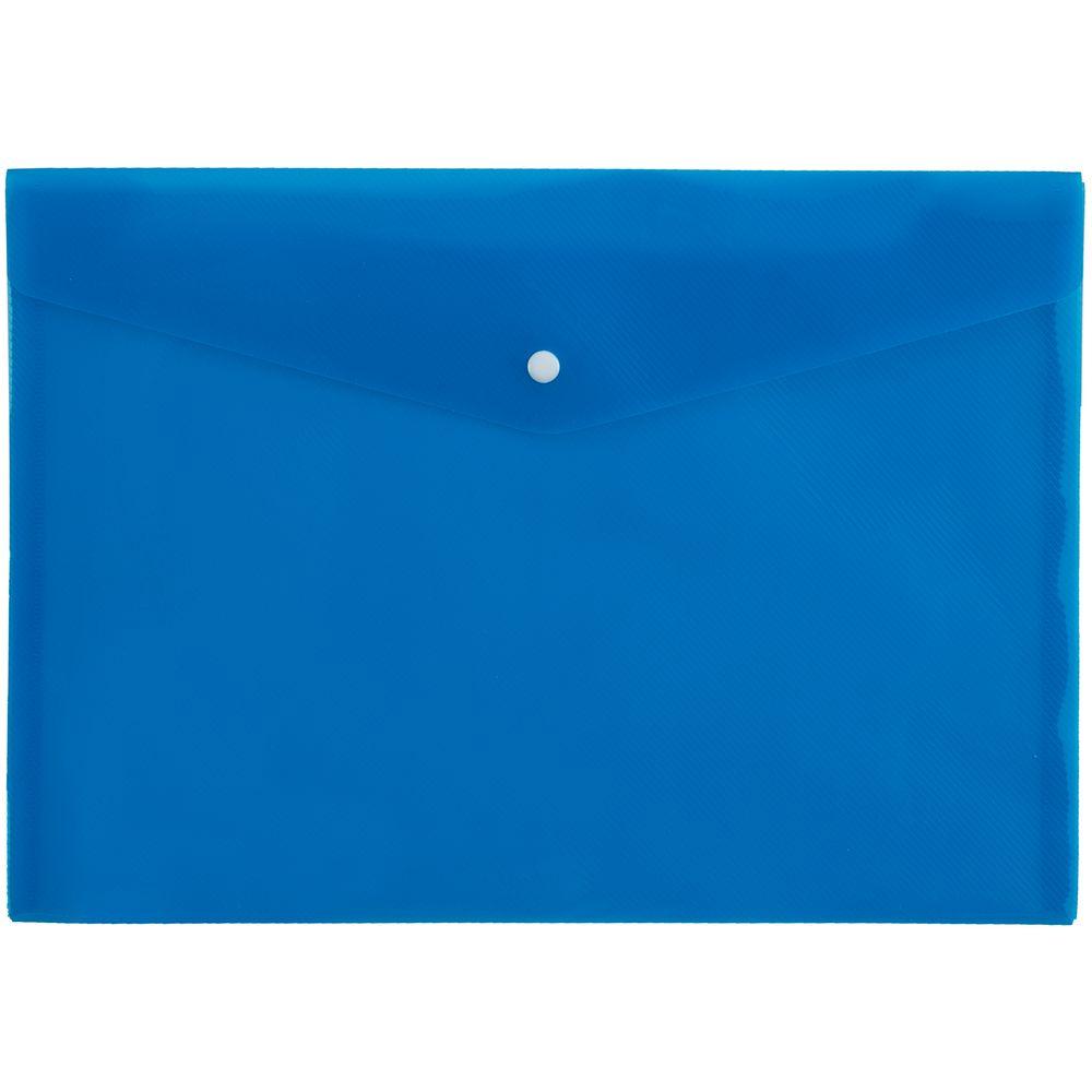 Папка-конверт Expert, синяя