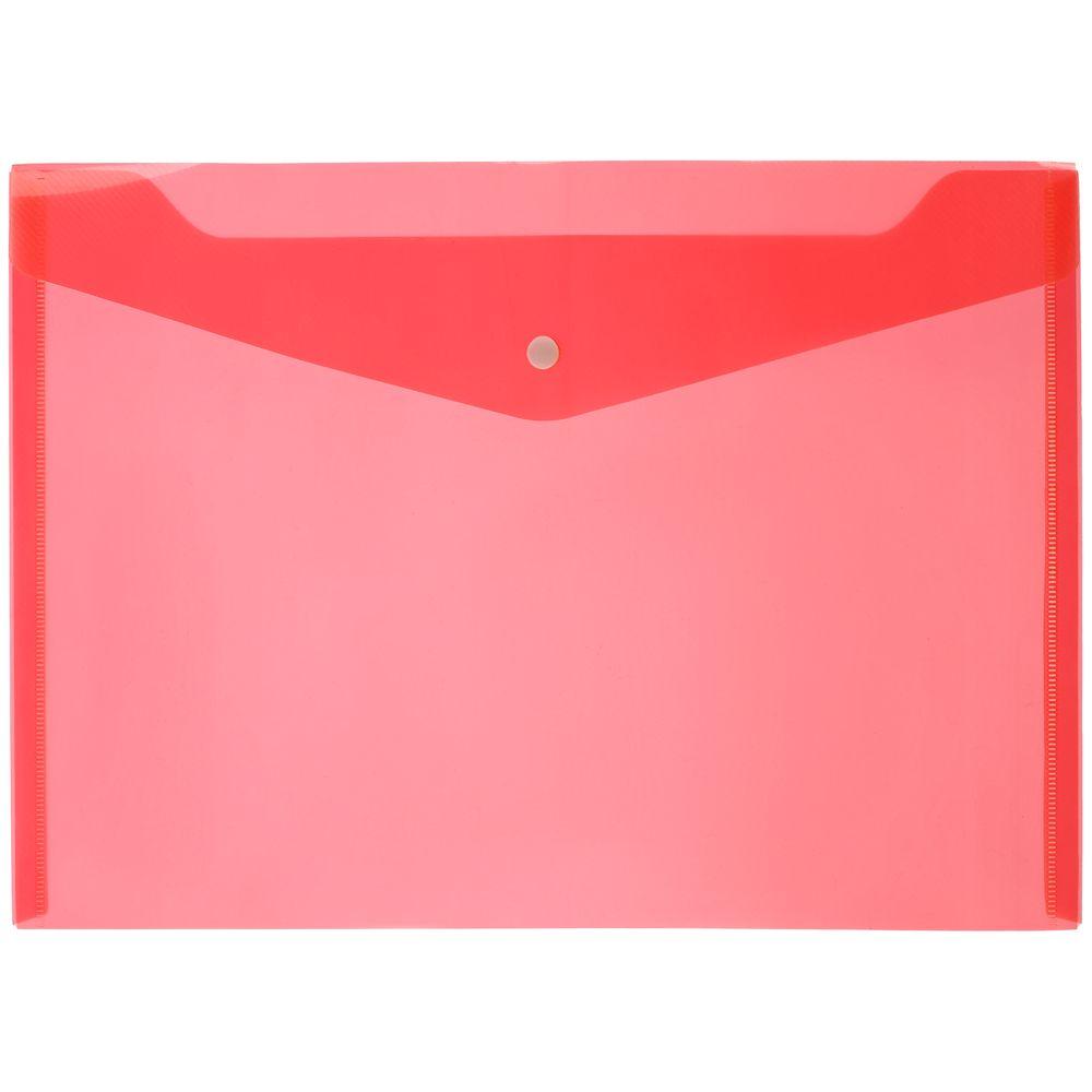 Папка-конверт Expert, красная