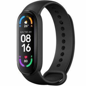 Фитнес браслет Mi Smart Band 6, черный