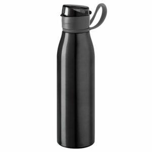 Спортивная бутылка для воды Korver, черная