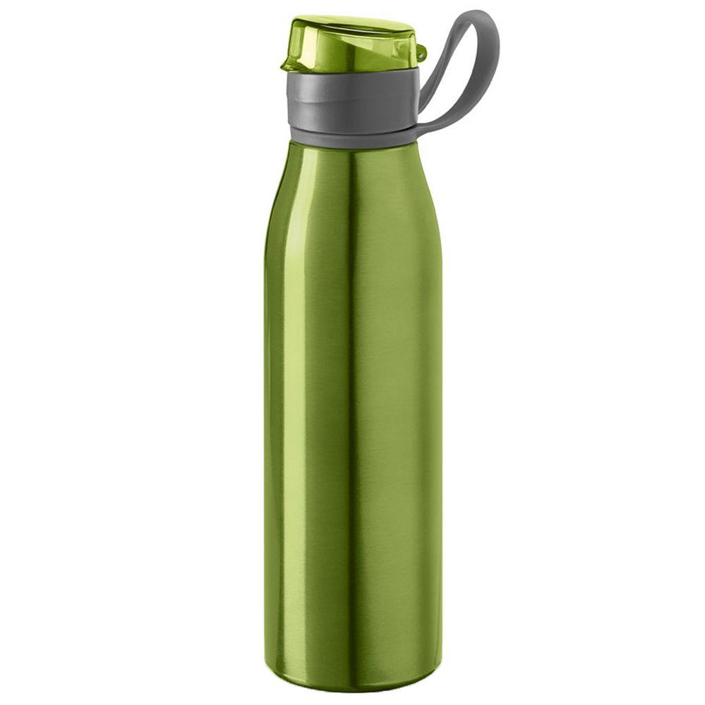 Спортивная бутылка для воды Korver, зеленая
