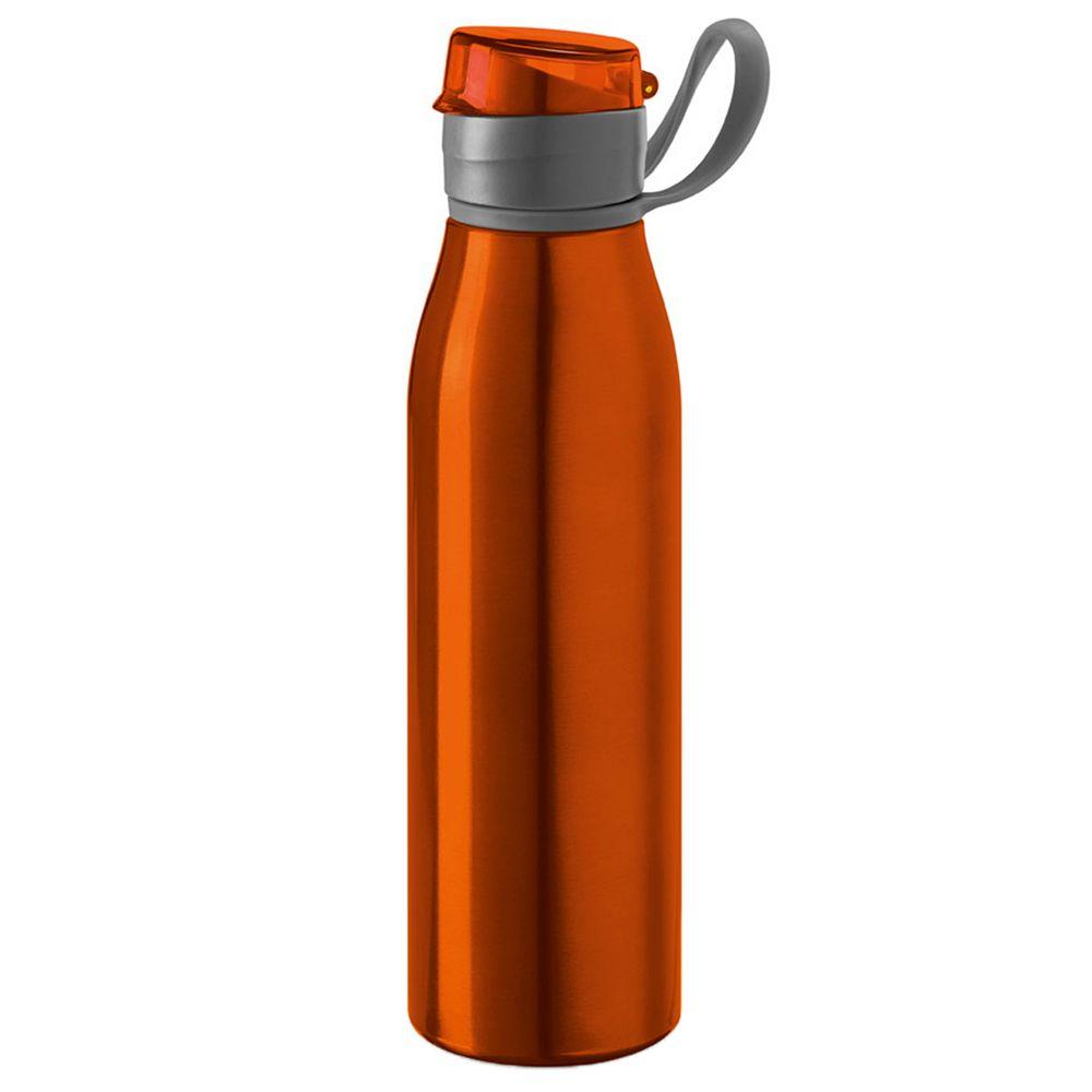 Спортивная бутылка для воды Korver, оранжевая