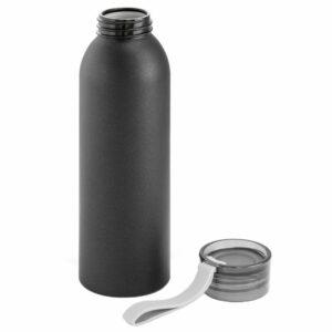 Спортивная бутылка для воды Rio, черная