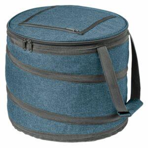 Складная сумка холодильник Coast, синяя