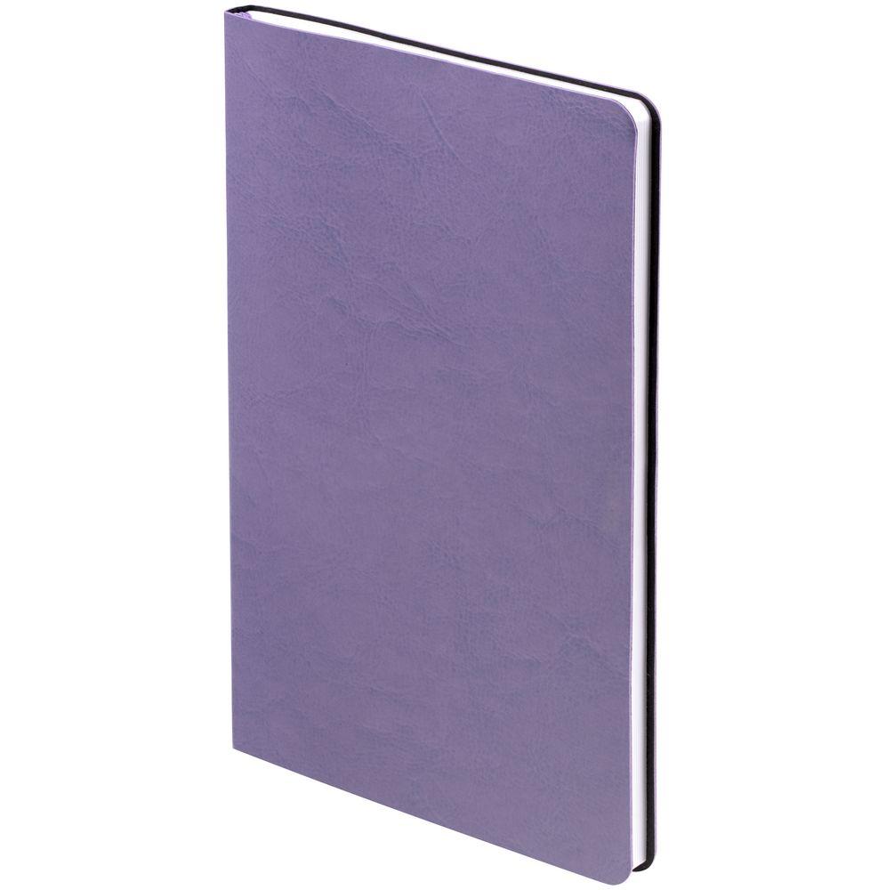 Блокнот Blank, фиолетовый