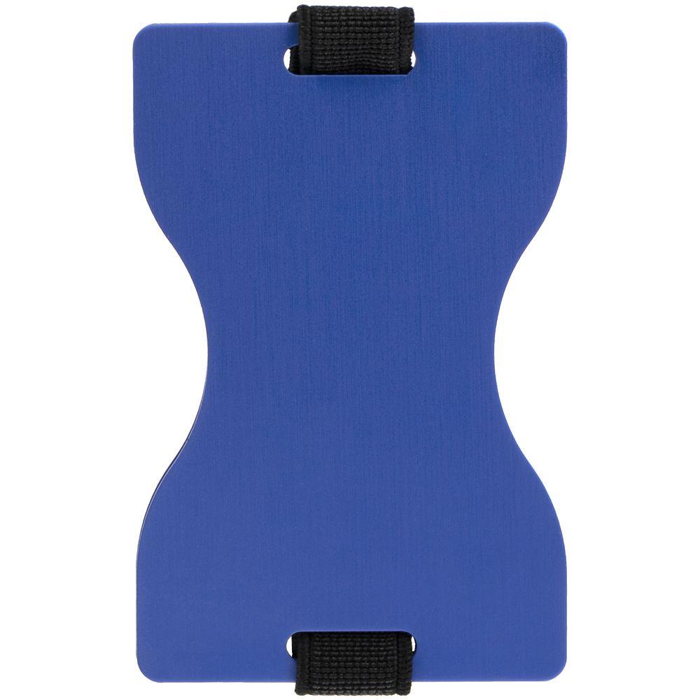 Футляр для карт Muller c RFID-защитой, синий