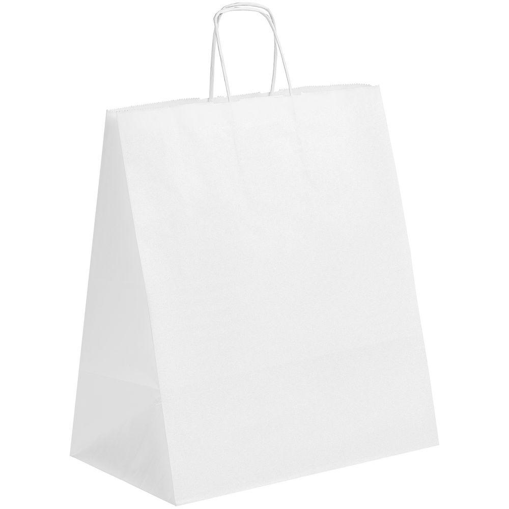 Пакет бумажный Willy, большой, белый