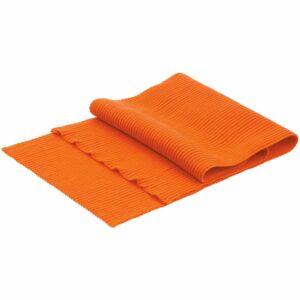 Шарф Yong, оранжевый