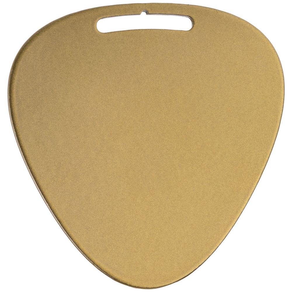 Медаль Steel Delta, золотистая