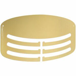 Медальница Steel Hanger, золотистая