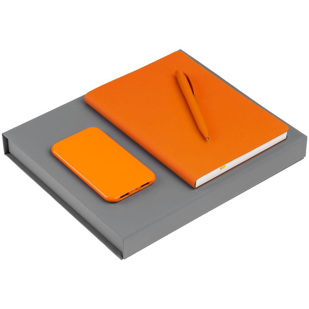 Набор Flex Shall Recharge, оранжевый