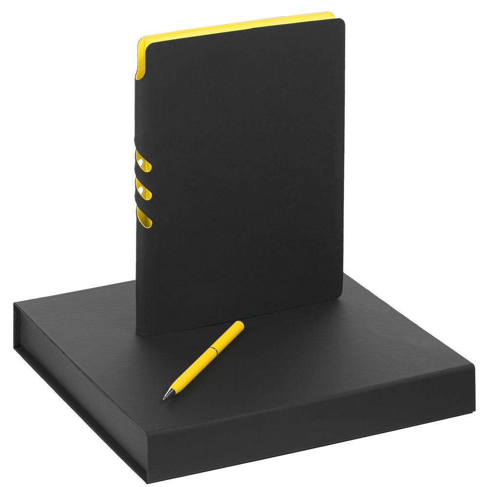 Набор Flexpen Black, желтый