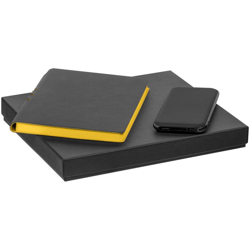 Набор Flexpen Black Energy, желтый