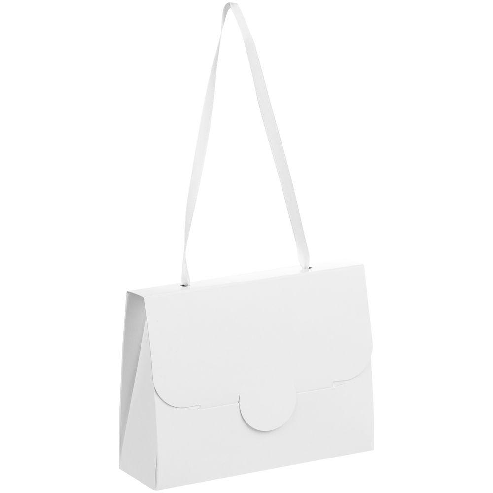 Упаковка Maiden, малая, белая