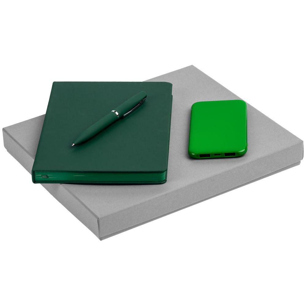 Набор Shall Recharge, зеленый
