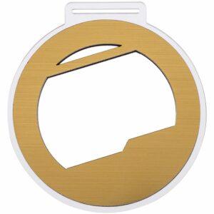 Медаль Vittoria, золотистая