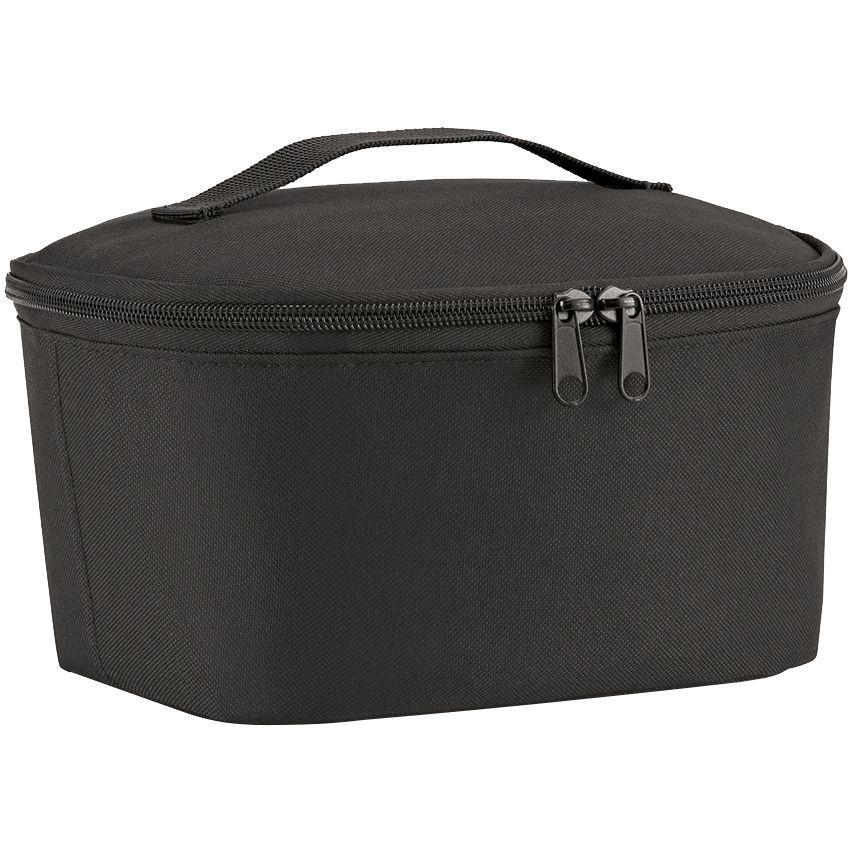 Термосумка Coolerbag S, черная