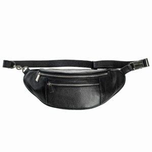 Поясная сумка Corsa, черная