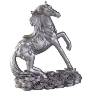 Статуэтка «Лошадь на монетах»