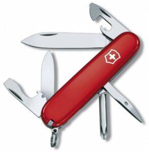 Офицерский нож Tinker 91, красный