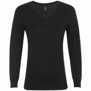 Пуловер женский GLORY WOMEN, черный